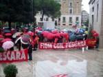 Sciopero 12 dicembre la manifestazione a Pescara