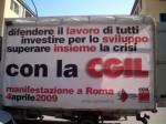 Presidi - sciopero in Abruzzo
