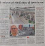I #sindacati: si pianifichino gli investimenti