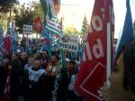 Manifestazione a Pescara