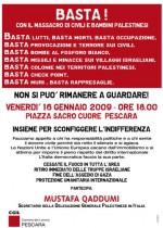 CGIL Pescara.sdegno e solidarietà per la tragedia e l'orrore di Gaza.
